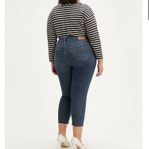 Levi's Wedgie Fit Wedgie from the Block Jeans
